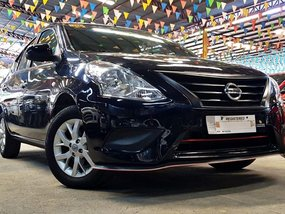 Used 2017 Nissan Almera at 8000 km for sale in Quezon City