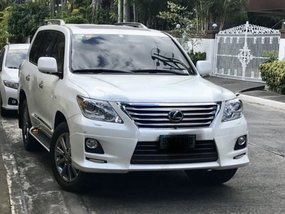 2011 Lexus LX570 for sale in Makati