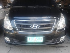 Selling Hyundai Black Grand Starex 2012  CVX VGT for sale in Quezon City