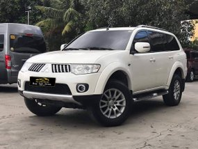 Used Mitsubishi MonteroSport GLX AT 2013 for sale in Makati