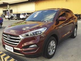 Used Hyundai Tucson 2018 2.0 CRDI GL 2WD (DSL) AT for sale in Manila