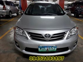2nd-Hand Corolla Altis 1.6G 2014 automatic for sale in Makati