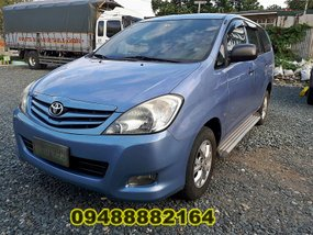 Used Toyota Innova E Manual Diesel 2012 for sale in Makati
