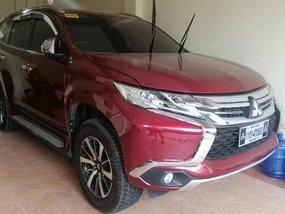 2018 Mitsubishi Montero Sport for sale in Davao City