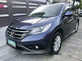 Blue Honda Cr-V 2013 Automatic for sale
