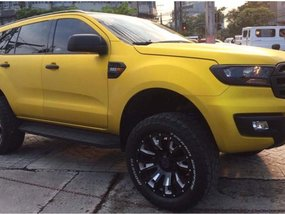 2016 Ford Everest for sale in Las Piñas