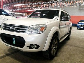Used Ford Everest 2012 Automatic Diesel for sale in Manila