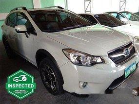 Used White Subaru Xv 2013 for sale in Manila