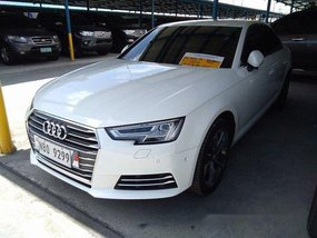 White Audi A4 2019 Automatic Gasoline for sale in Manila
