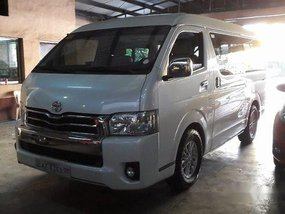 Used Toyota Hiace 2018 Automatic Diesel for sale in Makati