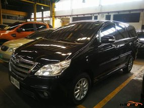 TOYOTA INNOVA 2.5G DSL 2015 for sale in Quezon City
