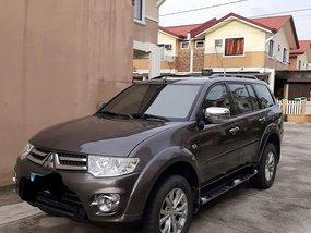 Mitsubishi 2014 Montero Sport Gls V for sale in Luba