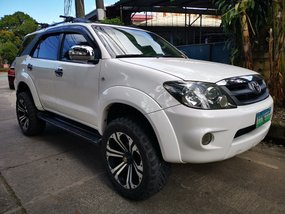 2006 Toyota Fortuner G GAS for sale in Agdangan