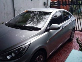 Used Hyundai Accent 2016 Gasoline Manual at 20,000 km for sale in Rodriguez