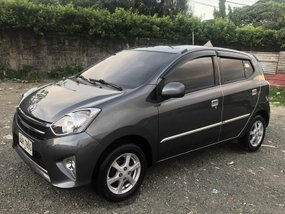 Sell 2nd Hand 2014 Toyota Wigo at 42000 km in Binan