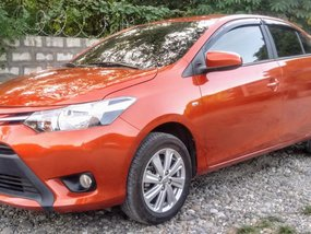 Selling Used Toyota Vios 2017 Automatic in San Fernando
