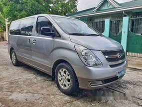 Silver Hyundai Grand Starex 2012 at 50000 km for sale