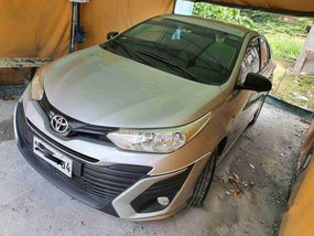 Sell Silver 2019 Toyota Vios in Cavite
