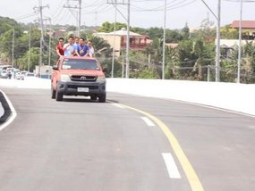Aguinaldo-Daang Hari Flyover is now open and other traffic related news