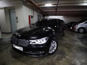 Used BMW 730LI 2018 for sale in Quezon City