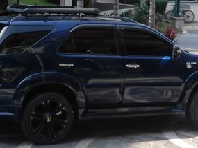 2nd Hand Toyota Fortuner 2007 for sale in Pasay
