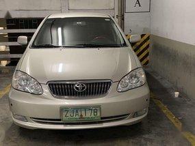 2006 Toyota Corolla Altis for sale in Parañaque