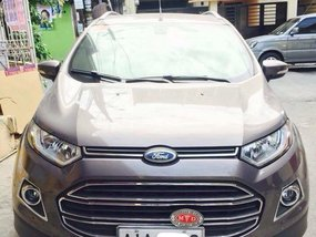 2015 Ford Ecosport for sale in Quezon City