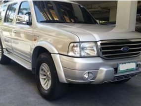 2004 Ford Everest for sale in Manila
