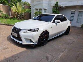 2014 Lexus Is for sale in Manila