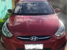 Sell Used 2015 Hyundai Accent Sedan at 17000 km in Bacoor