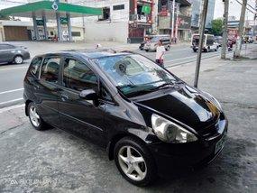 Black 2005 Honda Jazz Hatchback for sale