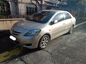 2nd Hand 2008 Toyota Vios Manual Gasoline for sale