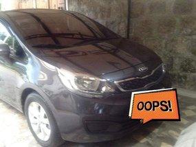 Kia Rio 2014 for sale in Quezon City