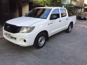 2014 Toyota Hilux for sale in Manila