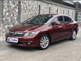 Honda Civic 2012 at 70000 km for sale