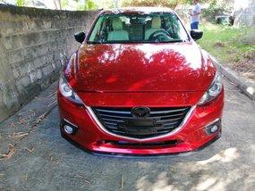 Mazda 3 2016 Hatchback for sale in Paranaque