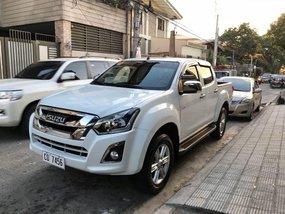 2017 Isuzu D-Max for sale in Quezon City