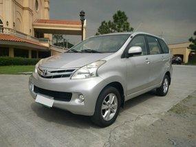 2013 Toyota Avanza for sale in Las Pinas