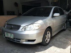 2002 Toyota Corolla Altis for sale in Meycauayan