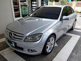 Sell Silver 2009 Mercedes-Benz C200 at 47000 km