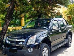 Selling Black Isuzu D-Max 2010 Truck Automatic Diesel