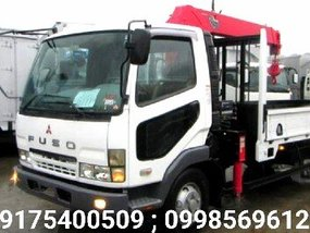 Selling White Mitsubishi CanterA 2006 Truck in Muntinlupa