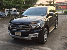 Sell Black 2017 Ford Everest Automatic Diesel