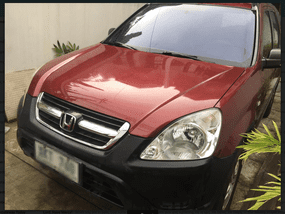 2nd Hand 2003 Honda Cr-V for sale in Marikina