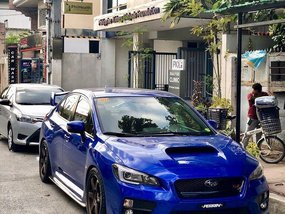 Subaru Wrx Sti 2015 for sale in Quezon City