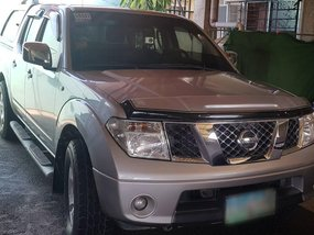 2008 Nissan Navara for sale in Davao City