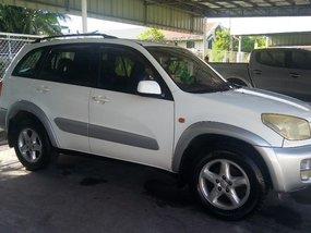 2001 Toyota Rav4 for sale in Legazpi