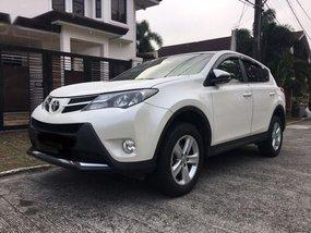 2013 Toyota Rav4 for sale in Manila