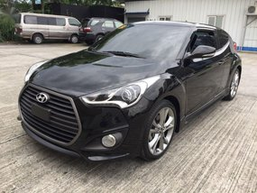 2017 Hyundai Veloster for sale in Makati