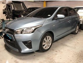 Selling Toyota Yaris 2016 Hatchback in Mandaue